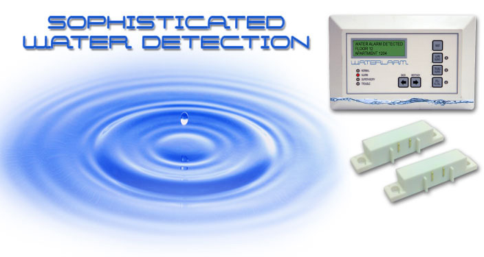 water alarm system